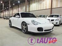 2002 Porsche 911 Carrera 4S AS-IS