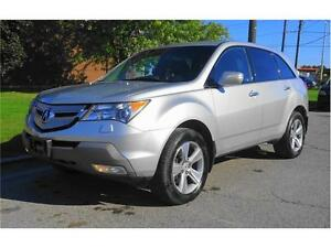 2008 Acura MDX Tech /Pwr Tail Gate.Remote Starter.Upgraded Alloy