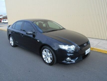 2010 Ford Falcon FG XR6 Black 6 Speed Sports Automatic Sedan Beverley Charles Sturt Area Preview