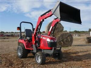 2018 Massey Ferguson GC1705 Compact Tractor **ClearOut Pricing**
