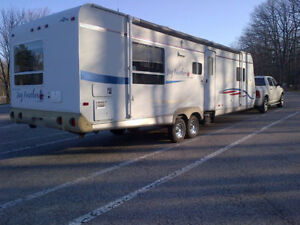 Awesome Buy Or Sell Used Or New RVs Campers Amp Trailers In Sudbury  Cars