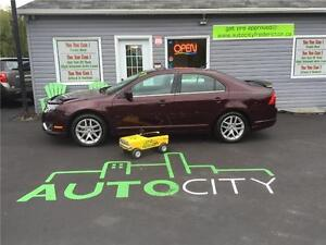 2011 Ford Fusion ALL WHEEL DRIVE...$56 Weekly