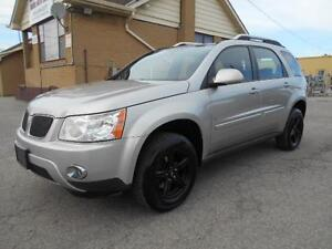 2007 PONTIAC Torrent 3.4L V6 FWD Automatic Certified & E-Tested
