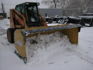 Skid Steer 3500 Series Snow Pushers