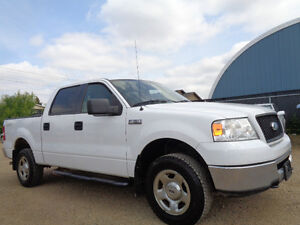 2006 Ford F-150 SuperCrew XLT--4X4--REMOTE STARTER--AMAZING