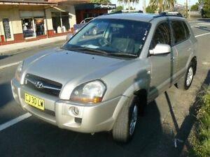 2009 Hyundai Tucson City SX Silver Manual Wagon Wauchope Port Macquarie City Preview