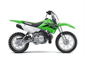 2015,2016 KAWASAKI MOTORCROSS AND TRAIL BIKES
