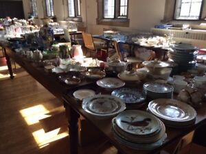 ATTIC SALE MAY 5 AT GRACE CHURCH ON-THE H-HILL