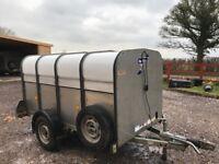 IFor Williams P8g livestock trailer