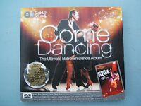 "Come Dancing The Ultimate Ballroom Dance Album CD + DVD Burn The Floor New Live Show ""Floor Play"""