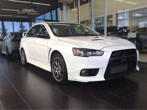 2014 Mitsubishi Lancer Evolution EVOLUTION GSR/MANUAL/AWD/ACCIDE