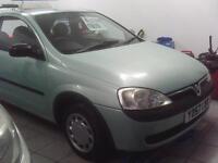 Vauxhall/Opel Corsa 1.2i 16v 2001MY Club