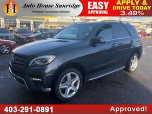 2015 Mercedes-Benz M-Class ML 350 BlueTEC NAVIGATION BACKUP CAME