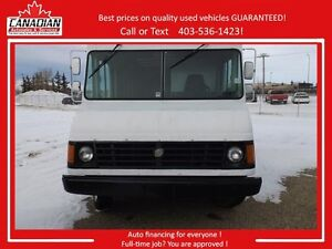 2003 Workhorse FT1601 Step Van only 87712 kms