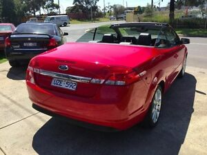 2008 Ford Focus LV Coupe-Cabriolet 5 Speed Manual Cabriolet Brooklyn Brimbank Area Preview