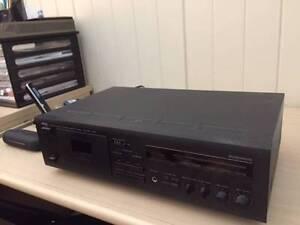 Yamaha Cassette Deck Clayfield Brisbane North East Preview