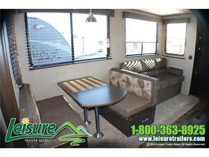 2016 Forest River Cherokee Wolf Pack WP315 Toy Hauler Windsor Region Ontario image 5