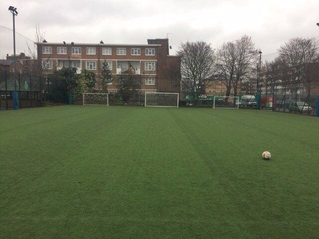 Friendly weekend football in Battersea/Clapham. Casual 7--aside game