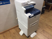 Xerox Workcentre 6605DN A4 Colour Print, Copy Scan and Fax Laser Printer