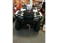2016 Honda Rubicon 500 Deluxe With Winch