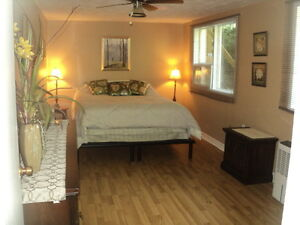 FURNISHED NON-SMOKING 1 BDRM. WASAGA BEACH (CURRENTLY RENTED)