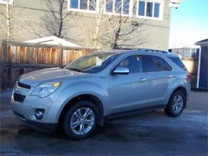 2013 Chevrolet Equinox LTZ AWD 4 CYL LEATHER LOADED!!