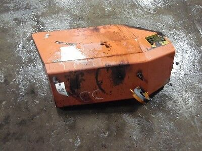 Allis-chalmers 6140 Tractor Fenders Tag 40