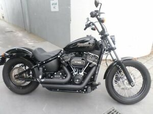 2018 Harley-Davidson STREET BOB 107 (FXBB) Road Bike 1746cc Dandenong Greater Dandenong Preview