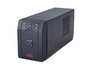 APC SC 620 Smart-UPS with New Battery
