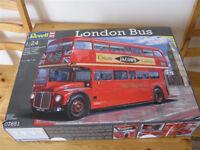 Revell Model London Bus