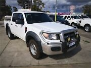 2011 Ford Ranger PK XL (4x2) 5 Speed Manual Dual Cab Pick-up Cannington Canning Area Preview