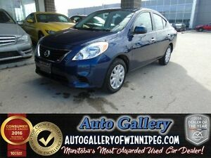 2012 Nissan Versa SV *Super Low Price!