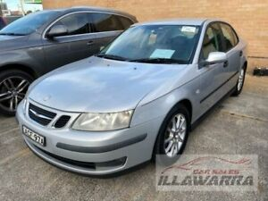 2004 Saab 9-3 MY04 ARC 2.0T Silver 5 Speed Automatic Sedan Barrack Heights Shellharbour Area Preview