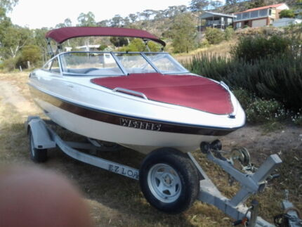 Glastron Bowrider Mannum Mid Murray Preview