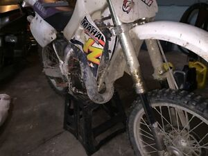 1989 Yz 125 2 Stroke With Ownership