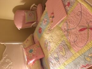 Instant Little Girls Room (Bedding & Accessories)