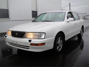 1997 TOYOTA AVALON-GREAT CONDITION LOADED POWER SEATS SUNROOF