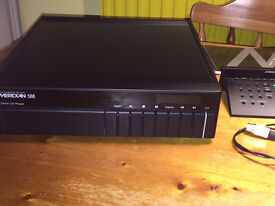 MERIDIAN 588 CD PLAYER FOR SALE