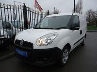 2013 FIAT DOBLO CARGO 1.3JTD 16v (90)(EU V) Multijet II L1 Panel Van