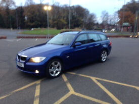 BMW 318D ES Touring, Mot till 02.03.2018, Private number plate included (worth £800), Good Condition