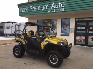 ONLY $79 BI-WEEKLY!!  2010 RZR 800 WITH EXTRAS!!