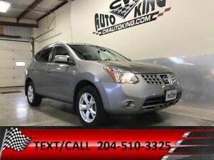 2009 Nissan Rogue SL / All Wheel / Remote Start / Heated Leather