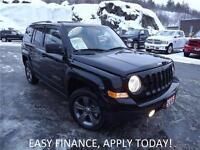 2015 Jeep Patriot 4X4!! HIGH ALTITUDE EDITION!! SUNROOF!!