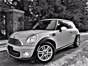 2013 Mini Cooper Automatic Chrome Line Certified Nice $15,995.00