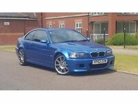 2002 BMW M3 3.2 Sequential 2dr **F/S/H+HUGE SPEC+INDIVIDUAL+PRISTINE**