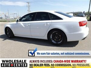 2012 Audi A6 3.0T Prestige 425 HP 3 Set tires/rim + Night Vision