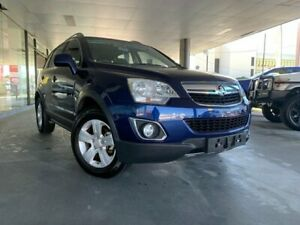 2011 Holden Captiva CG Series II 5 Blue 6 Speed Sports Automatic Wagon Maryborough Fraser Coast Preview