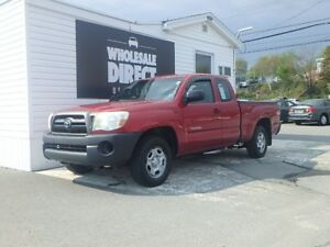 2008 Toyota Tacoma TRUCK 2WD 5 SPEED ACCESS CAB 4 PASSENGER 2.7