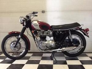 1970 Triumph T120R Bonneville Price Reduction!
