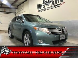 2009 Toyota Venza V6 /  LOW Kms. / Rear Cam / All Wheel / Local